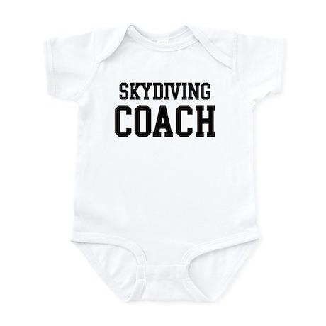 SKYDIVING Coach Infant Bodysuit