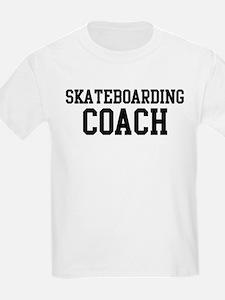 SKATEBOARDING Coach T-Shirt