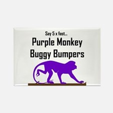 Pmbuggybumpers5x Rectangle Magnet (100 pack)