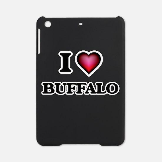 I Love Buffalo iPad Mini Case