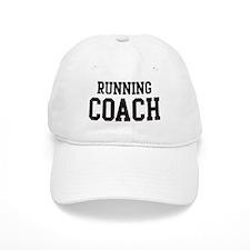 RUNNING Coach Baseball Cap