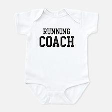 RUNNING Coach Infant Bodysuit