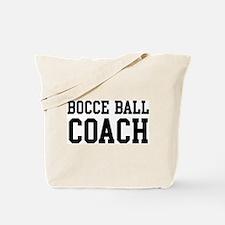 BOCCE BALL Coach Tote Bag