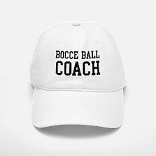 BOCCE BALL Coach Baseball Baseball Cap