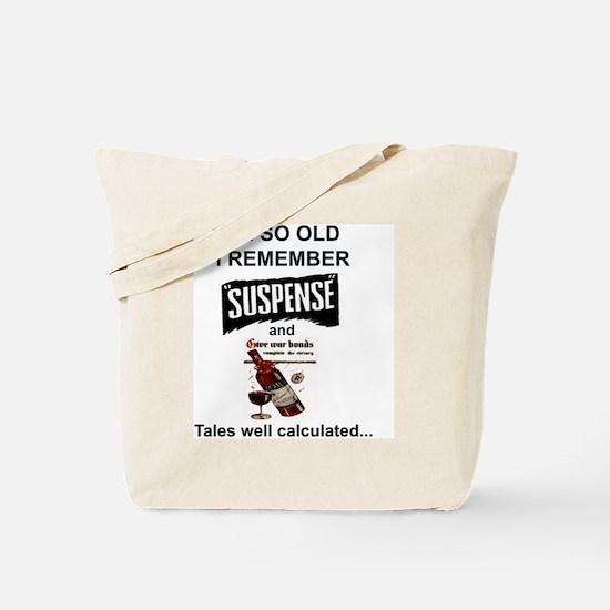 Old time radio Tote Bag