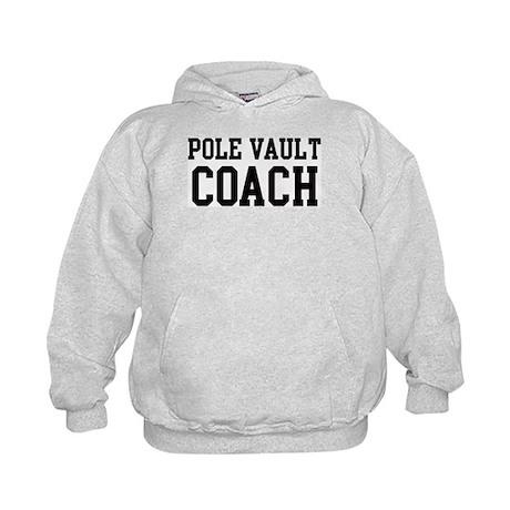 POLE VAULT Coach Kids Hoodie
