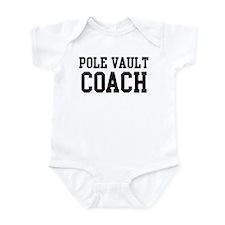 POLE VAULT Coach Infant Bodysuit