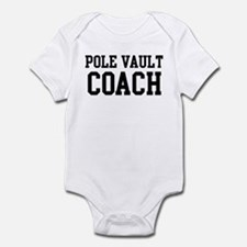 POLE VAULT Coach Infant Bodysuit