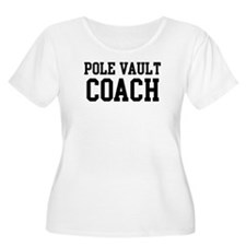 POLE VAULT Coach T-Shirt