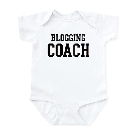 BLOGGING Coach Infant Bodysuit