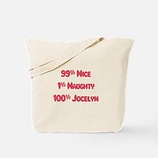 Jocelyn - 1% Naughty Tote Bag