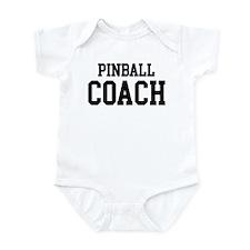 PINBALL Coach Infant Bodysuit