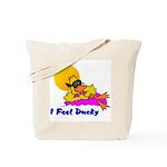 Duck Wear Tote Bag
