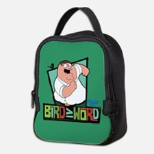 Family Guy Bird is the Word Neoprene Lunch Bag