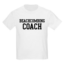 BEACHCOMBING Coach T-Shirt