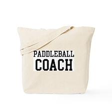 PADDLEBALL Coach Tote Bag