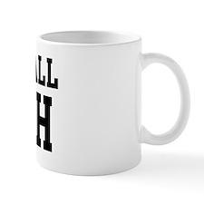 PADDLEBALL Coach Coffee Mug