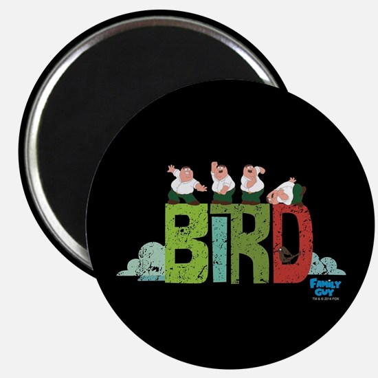 Family Guy Bird is the Word 2 Magnet