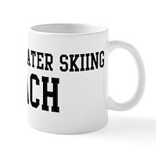 BAREFOOT WATER SKIING Coach Mug