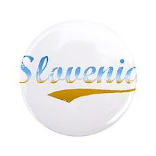 """Slovenia beach flanger 3.5"""" Button"""