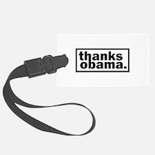 Unique Obama Luggage Tag