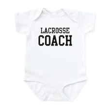 LACROSSE Coach Infant Bodysuit