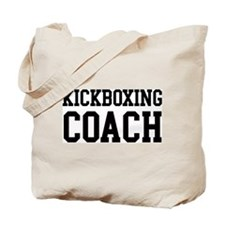 KICKBOXING Coach Tote Bag