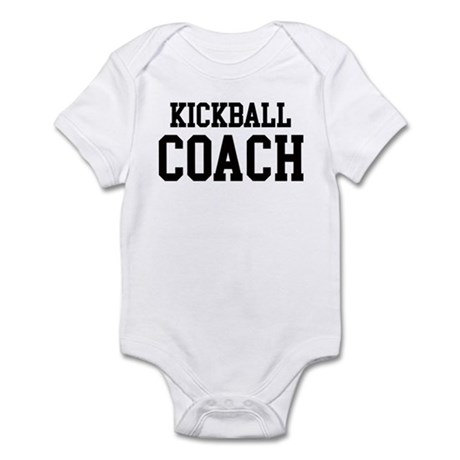 KICKBALL Coach Infant Bodysuit