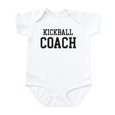 KICKBALL Coach Infant Bodysuit