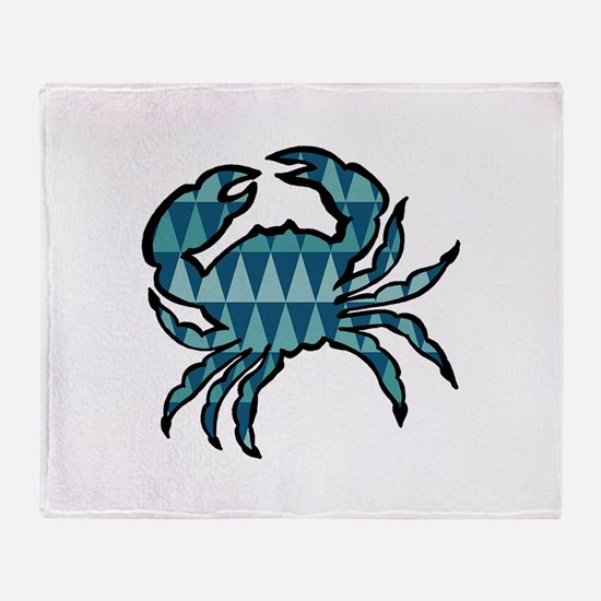 CLAWS Throw Blanket