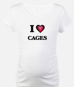 I love Cages Shirt