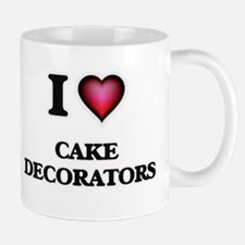 I love Cake Decorators Mugs