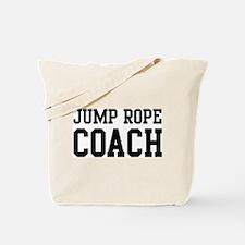 JUMP ROPE Coach Tote Bag
