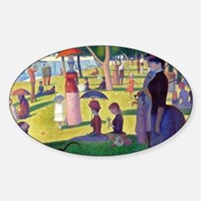 A Sunday Afternoon on La Grande Jatte by S Decal