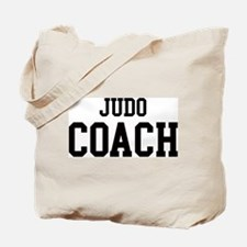 JUDO Coach Tote Bag