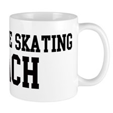 AGGRESSIVE SKATING Coach Mug