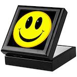 Happy Face Keepsake Box