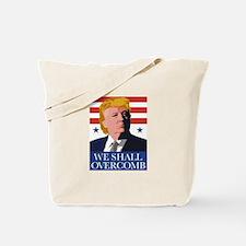 Donald Trump Combover Tote Bag