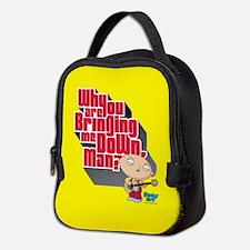 Family Guy Bringing me Down Neoprene Lunch Bag