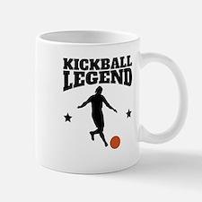 Kickball Legend Mugs