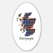 Map - Dalrymple Decal