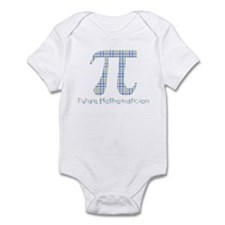 Future Mathematician Boy Infant Bodysuit