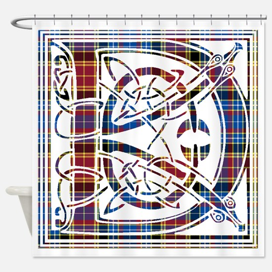 Monogram - Dalrymple Shower Curtain