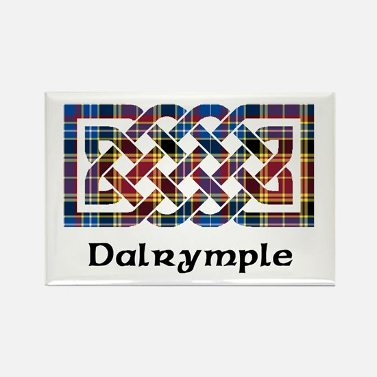 Knot - Dalrymple Rectangle Magnet