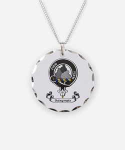 Badge - Dalrymple Necklace Circle Charm