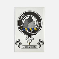 Badge - Dalrymple Rectangle Magnet