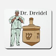 Dr. Dreidel Mousepad