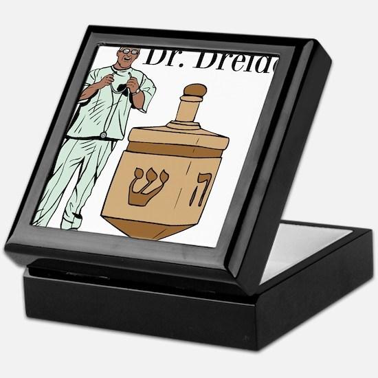 Dr. Dreidel Keepsake Box