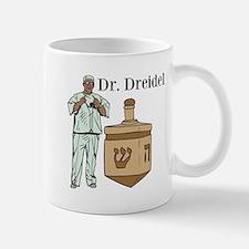 Dr. Dreidel Mug