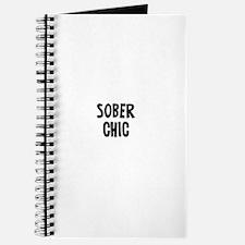 Sober Chic Journal